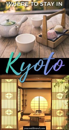 Where to stay in Kyoto (For Tourists And First Time Visitors) - Find the best accommodation in Kyoto including a comprehensive guide on where to stay based on your preferences as a traveller. Here is a guide which describes Kyoto's districts and underlines why you should or shouldn't book your stay in a particular neighbourhood. #kyoto #japan #accommodation