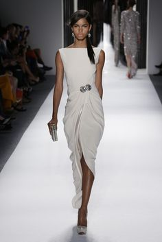 Jenny Packham RTW Spring 2013 - Runway, Fashion Week, Reviews and Slideshows - WWD.com