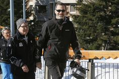 El rey Felipe, fin de semana de esquí en Baqueira Beret r