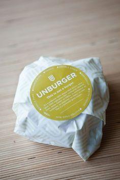Unforked restaurant branding, packaging, collateral, spatial design BY: Laura Berglund Food Branding, Restaurant Branding, Burger Branding, Burger Packaging, Burger Restaurant, Food Packaging, Brand Packaging, Restaurant Design, Packaging Design