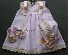 ALL IN PIQUE for baby The choice of baptismal dresses for children is, in d … Baby Baptism, Baptism Dress, Girl Dress Patterns, Put On, Kids Outfits, Flower Girl Dresses, Formal, Wedding Dresses, Children Clothing