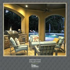 The 4th of July is right around the corner and we know we would 'LIKE' to throw an Independence Day BBQ in this beautiful back yard! Wouldn't you just love to throw some burgers on this grill while enjoying a few drinks with family and friends?  This Texas home is even more luxurious on the inside! Check out this week's Distinctive Collection property here: http://www.bhgrealestate.com/DistinctiveCollection/Homes/Spring/TX/a8c24608-518d-4278-9007-b664c9e68939