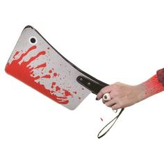 Cleaver Clutch Bag by Kreepsville 666 - SDTT ....I think I would actually use this purse!!!