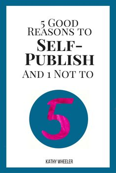 It used to be that years ago, to be self-published was a blemish. It was  not considered as prestigious as traditional publishing. That has changed,  and now self-publishers can produce books of the same high quality as  traditional publishers. It's all about the know-how and the right adv