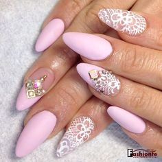 Best Collection of Nail Art for June 2016 | Fashionte