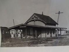 1905 LIRR Long Island Rail Road Central Park Bethpage NY New York Photo | eBay