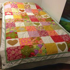 Bed cover quilt