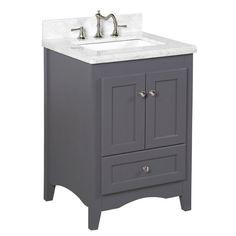 30 Inch Bathroom Vanity, 24 Inch Vanity, Bathroom Vanities, Bathroom Ideas, Small Bathroom, Modern Bathroom, Bathroom Updates, Bathroom Makeovers, Bathroom Basin