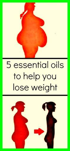Want to lose weight? Essential oils can help you to lose weight safely by stimulating