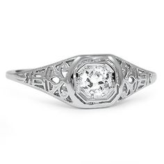 The Ceteria Ring from Brilliant Earth