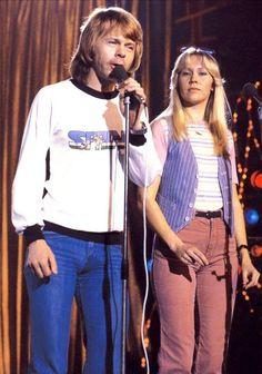 Bjorn and Agnetha