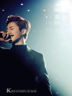 Kim hanbin B.I team b