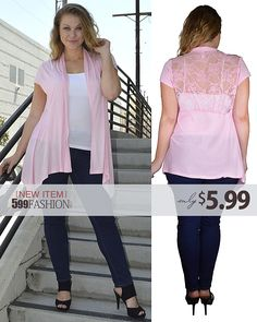 EVERYTHING UNDER $10 - 599fashion.com New Arrivals Plus Size Dresses & Tops!!! Free Shipping over $50 + Free Returns https://www.599fashion.com/NEW-ARRIVALS_c_28.html