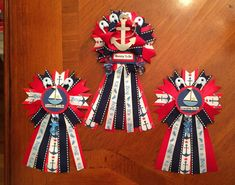 Nautical Mommy To Be Pin by CraftsByCSH on Etsy