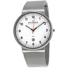 Skagen Ancher Relaxed Wrist Watch for Men for sale online