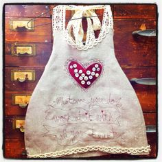Your heart by Ruth Rae on etsy