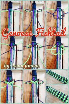 Tutorials by Kenn Jimena Paracord Bracelet Designs, Paracord Projects, Paracord Bracelets, Paracord Ideas, Survival Bracelets, Paracord Weaves, Paracord Braids, Paracord Tutorial, Bracelet Tutorial