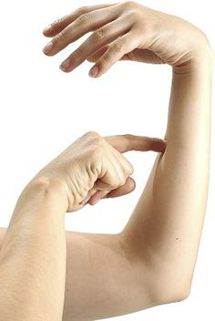 Cubital tunnel syndrome exercises may help relieve ulnar nerve pressure and ease the pain. The key is to use proper form and perform them several times a day. Forearm Tendonitis, Tendinitis, Ulnar Nerve Exercises, Facial Exercises, Stretching Exercises, Stretches, Ulnar Nerve Entrapment, Forearm Workout At Home, Hand Therapy
