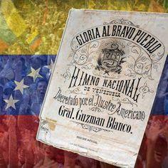 La canción Nacional se popularizó a raíz de los sucesos del 19 de Abril de 1810, tuvo desde un principio la virtud de incitar a la lucha sin tregua, resaltando en todo momento el heroísmo de los patriotas. El 25 de mayo de 1881, Guzmán Blanco, presidente para la época, decreta la canción Gloria al Bravo Pueblo, con letra de Vicente Salias y música de Juan Landaeta, como el Himno Nacional de Venezuela.