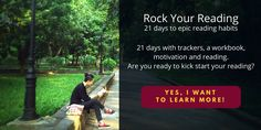 Rock Your Reading - a challenge to 21 days to epic reading habits