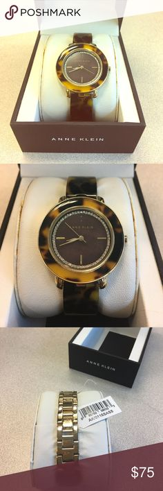 Brand new Anne Klein Women's watch Brand new Anne Klein Women's watch. Anne Klein Accessories Watches