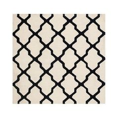 Safavieh Maison Textured Rug ($109) ❤ liked on Polyvore featuring home, rugs, area rug, soft home, geometric pattern rug, oversized rugs, beige area rugs, black rug and beige rug