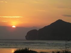 Tanjung Amat is a point in Indonesia and has an elevation of 1 meter. Celestial, Sunset, Beach, Outdoor, Outdoors, The Beach, Beaches, Sunsets, Outdoor Games