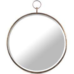 Zentique Pasha Mirror | Round | Mirrors | Candelabra, Inc.