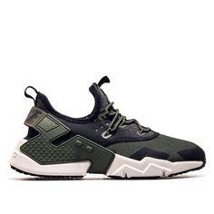 size 40 e507b bd800 Nike Air Huarache Drift Olive Black