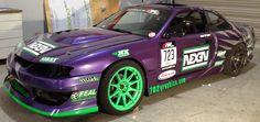 Team Nexen In Formula drift