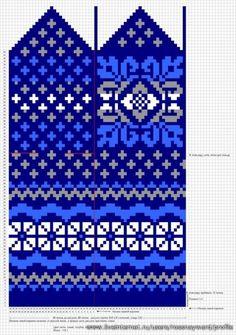 Жаккардовые узоры для рукавиц. Обсуждение на LiveInternet - Российский Сервис Онлайн-Дневников Knitting Charts, Knitting Stitches, Hand Knitting, Knitting Patterns, Fingerless Mittens, Knit Mittens, Mitten Gloves, Craft Patterns, Stitch Patterns