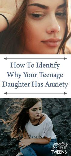 Parenting Articles, Parenting Teens, Teen Mental Health, Anxiety Activities, Difficult Children, Raising Girls, Teenage Daughters, Teenage Years, Anxiety Help