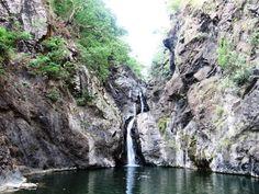 ENKANTADORA FALLS - VINTAR, ILOCOS NORTE Ilocos, Waterfalls, Philippines, Travel Destinations, Places To Visit, Wanderlust, Bucket, Island, Adventure