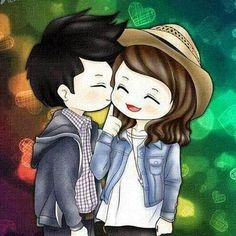 lover whatsapp dp Images Photo Pictures Wallpaper for girlfriend & Boyfriend Love Cartoon Couple, Cute Cartoon Pictures, Cute Love Cartoons, Cute Couple Art, Anime Love Couple, Cartoon Pics, Cute Couples, Couple Pics, Cartoon Drawings