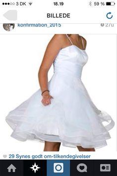 Konfirmation's kjole