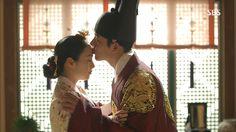 Jang Ok Jung, Live in Love Episode 13 Recap Drama Korea, Korean Drama, Best Historical Dramas, Queen For Seven Days, Jang Ok Jung, Korean Princess, Kim Tae Hee, Yoo Ah In, Beautiful Love Stories