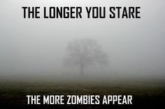 The longer you stare...