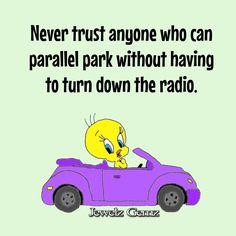 Never Trust Anyone, Looney Tunes, Cartoon Characters