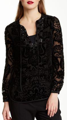 Auden Silk Tunic