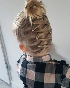 0 Me gusta, 0 comentarios - Beautifull & Fashion ( Easy Toddler Hairstyles, Easy Little Girl Hairstyles, Girls Hairdos, Cute Little Girl Hairstyles, Baby Girl Hairstyles, Pretty Hairstyles, Braided Hairstyles, Relaxed Hairstyles, Princess Hairstyles