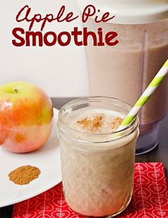 #Apple Pie Smoothie Recipe from http://greensmoothierecipe.org/apple-pie-smoothie-recipe/