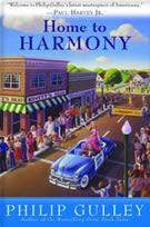 Philip Gulley's Harmony books are definitely worth reading!