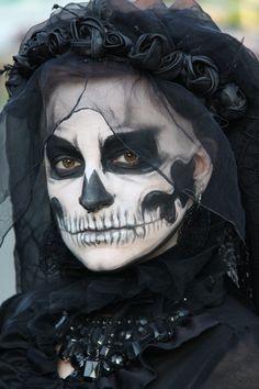 Gothic Dia del Muerte