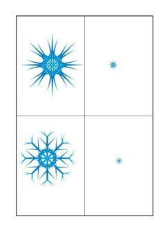 Diapositive5 Craft Activities, Toddler Activities, Preschool Lesson Plans, Practical Life, Montessori, Winter, Snowflakes, Christmas Crafts, Clip Art