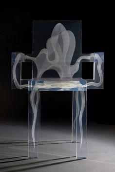 Ghost Chair, 2008. - #chairideas #chair #chairdesign #designideas #chairs