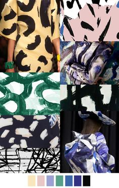 ARTISTIC EXPRESSION SS16 Pattern Curator