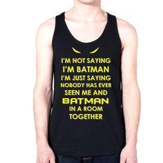 Not The Bat Tank