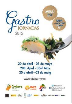Portal oficial de turismo de Ibiza - Gastrojorndas Primavera
