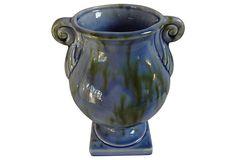 Stangl Caribbean Glazed Footed Urn on OneKingsLane.com