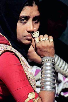 India | Traditional people of Kutch. Gujarat. | ©Nirmal Masurekar